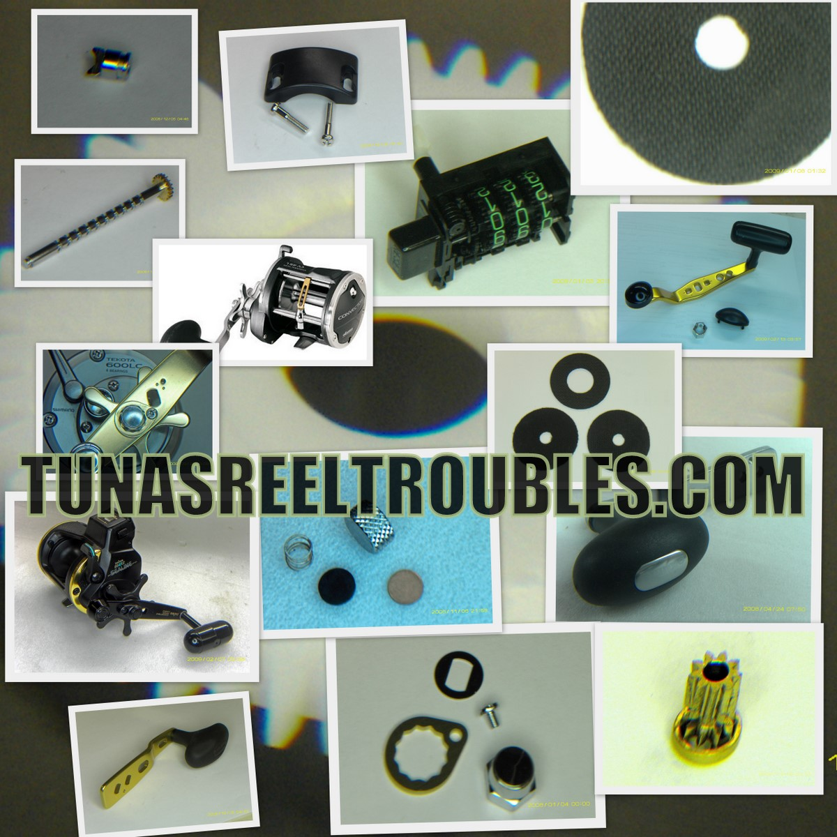 "Tuna""s Reel Troubles - Fishing Reel Repair"